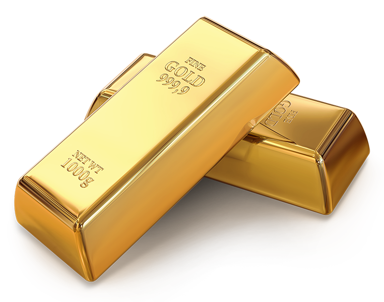 einer Investition in gold